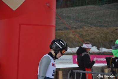Norweg wygrywa na ojczystej ziemi - FIS Cup Notodden