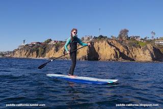 Orange County California Stand Up Paddle Board Sup Picture Laguna Beach