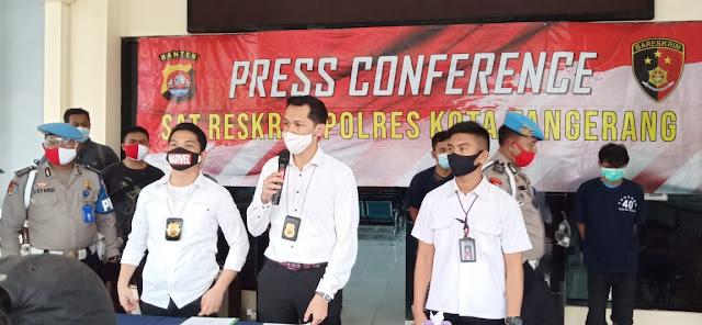 Incar ABG Pacaran, Komplotan Perampas HP Diringkus Polisi