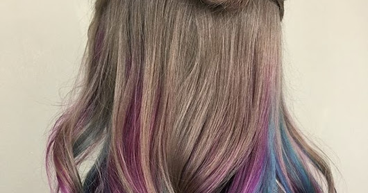 Should I Let My 8-Year-Old Dye Her Hair?