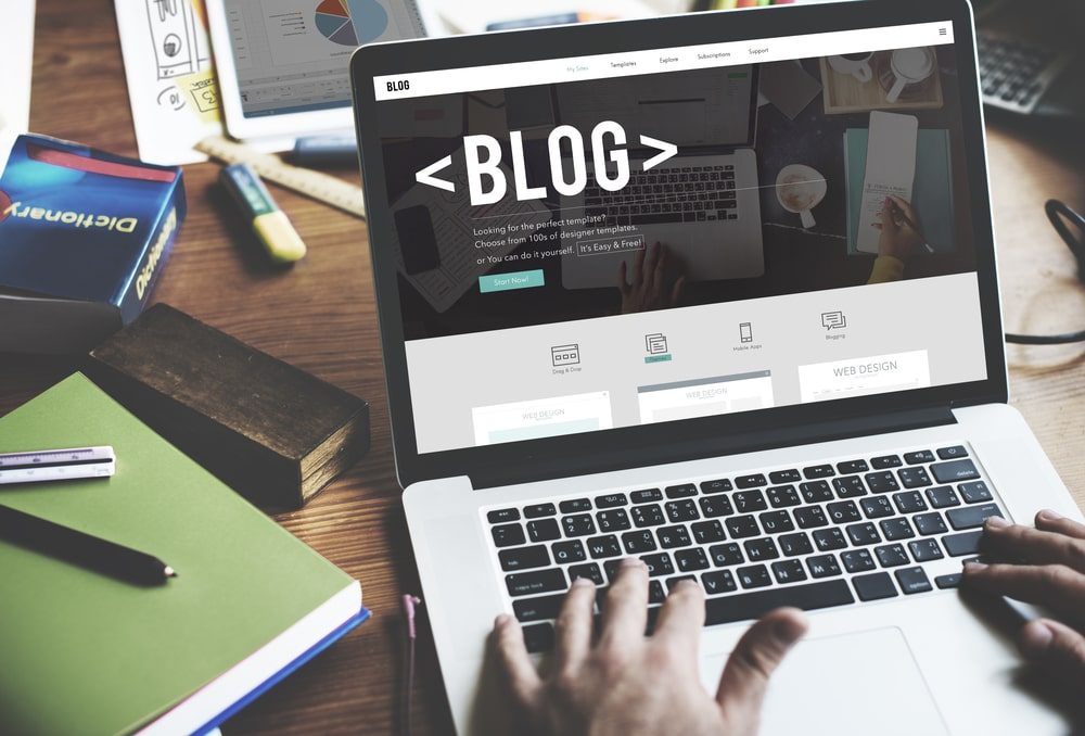 Begini Cara Membuat Blog dari Blogger.com dan WordPress