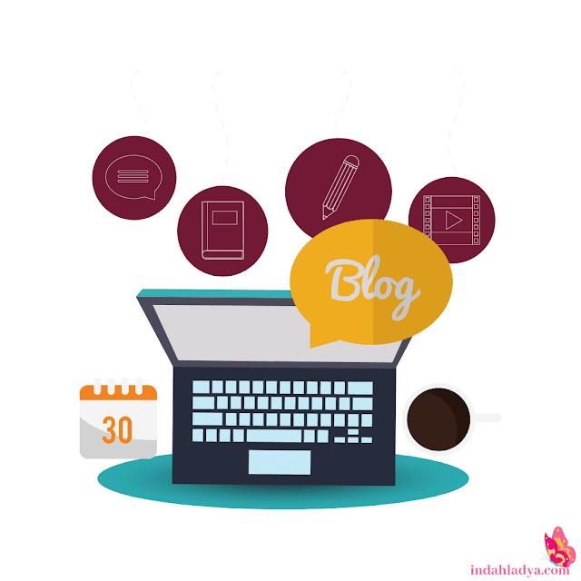 Mengembangkan Sebuah Blog