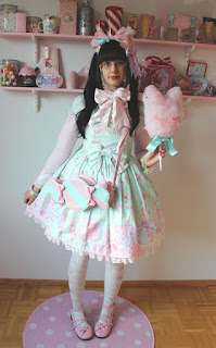 mintyfrills fashion valentine cute kawaii harajuku style