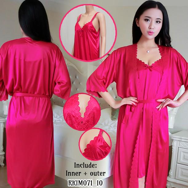Jual Lingerie Seksi Kimono Merah (RKIM071) Produk Import 100% Berkualitas Terbaik Nyaman dipakai dengan Harga Grosir dan Ecer Termurah.