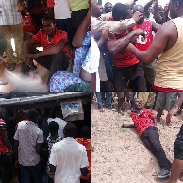 Ibo Man Caught Raping  Pregnant Wife In Benue State