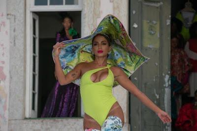Anitta já tem forró gravado com 'gigante internacional'