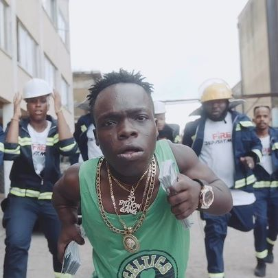 """Rudeboy Drops Trailer For Upcoming Video, """"Audio Money""""; Starring Shatta Bandle"""