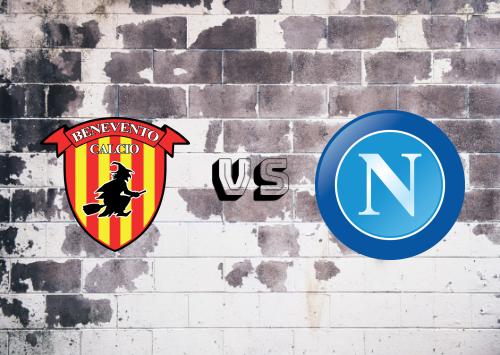 Benevento vs Napoli  Resumen y Partido Completo