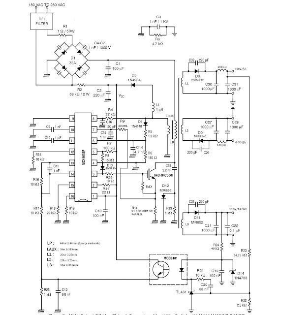 electronic components blog inverting amplifier