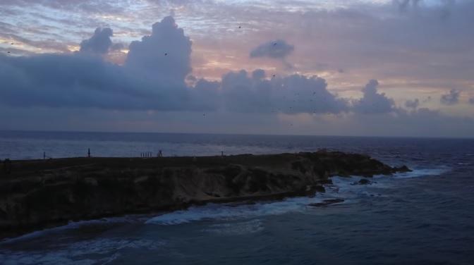 El Mar en Isla Mujeres