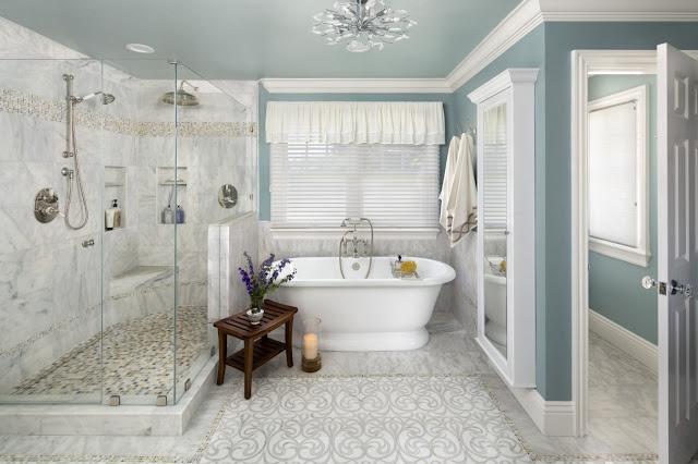 master bath shower remodel ideas image
