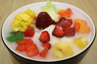 Resep Sop Buah Yoghurt