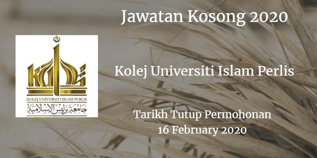 Jawatan Kosong KUIPs 16 February 2020