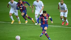 Este martes el Barcelona cumplió y goleó 5-1 al Ferencvaros húngaro