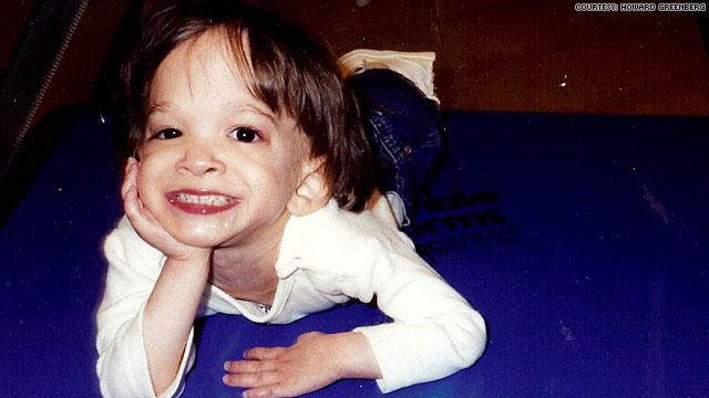 Brooke Greenberg Umur 20 Tahun tapi terlihat seperti Anak Kecil
