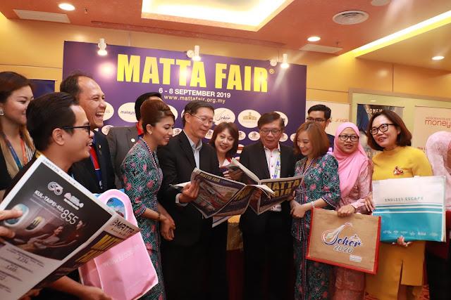 MATTA Fair 2020 Bakal Menjelma!