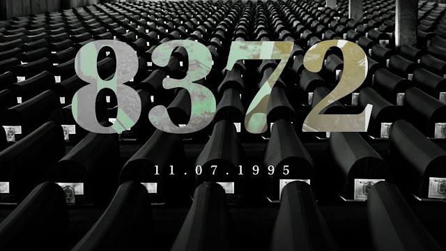 Srebrenitsa Katliamı: 11 Temmuz 1995'te en az 8372 Boşnak orada şehit edildi ve toplu mezarlara gömüldüler...