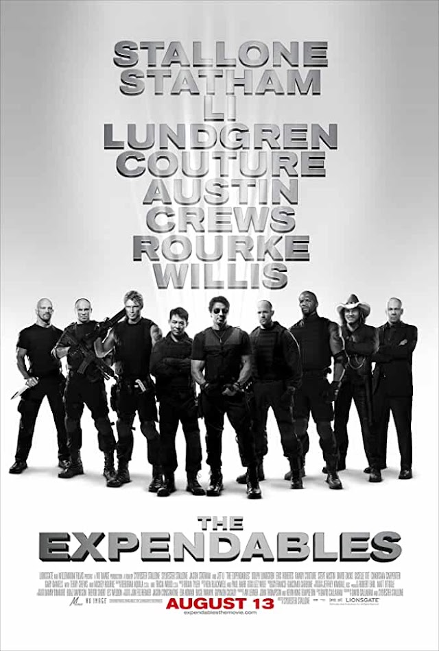 The Expendables 2010 x264 720p Esub BluRay Dual Audio English Hindi GOPI SAHI