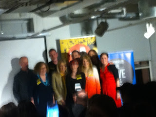 YA Book Prize shortlisted authors