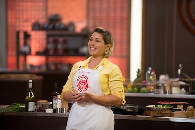 Após vitória, Karoline quer se aprimorar na gastronomia - Divulgação