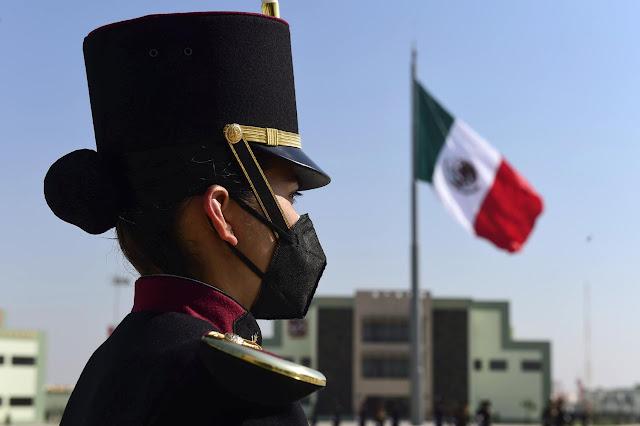 AMLO destaca entrega y compromiso del Ejército Mexicano a 108 años de su fundación