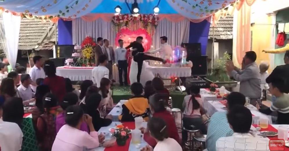 Groom ruins wedding after dad accuses bride of doing black magic