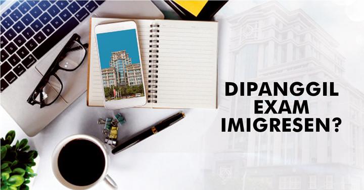Rujukan Contoh Soalan PSEE 2020 Pegawai Imigresen