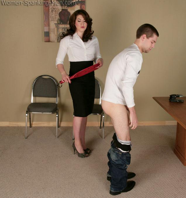 Women Caning Men Videos