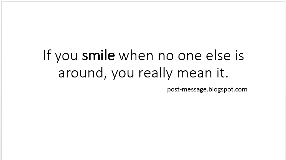 instagram world smile quotes