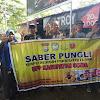 Berantas Pungli, Bhabinkamtibmas Polres Gowa Sosialisasi di Wilayah Binaannya