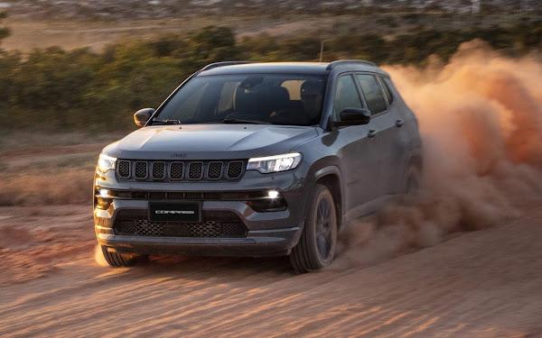 Jeep Compass S 2022 - Barter Jeep
