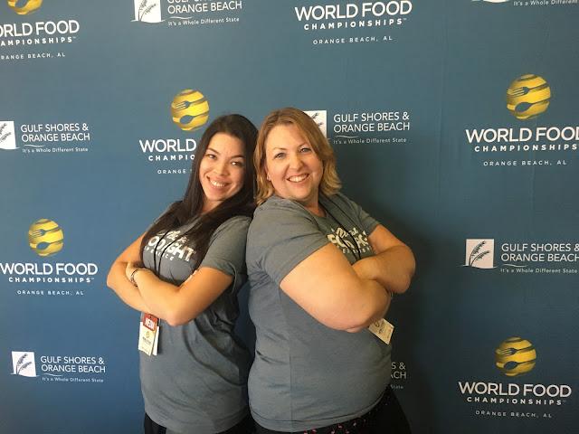 World Food Championship judges