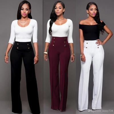 Pantaloni Moderni pentru Femei Online