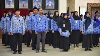 Bupati Lantik 90 Pejabat Fungsional