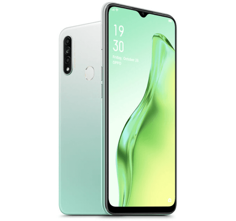 OPPO A31 Helio P35 phone released in Indonesia