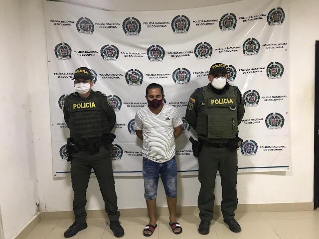 https://www.notasrosas.com/Tenía prisión domiciliaria en Urumita, y estaba libre en Fonseca