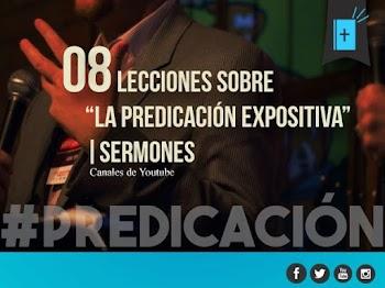 08 Lecciones sobre la predicación expositiva