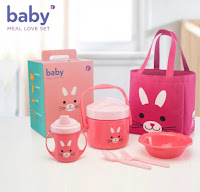 Dusdusan Baby Value Pack Set Rabbit ANDHIMIND