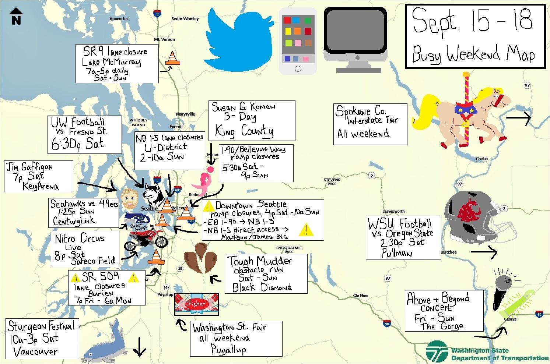 The WSDOT Blog Washington State Department of Transportation Show