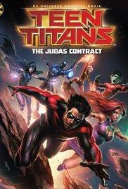 Teen Titans The Judas Contract (2017)