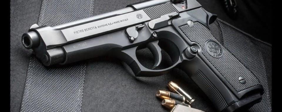 Байден хоче заборонити 9-мм пістолети