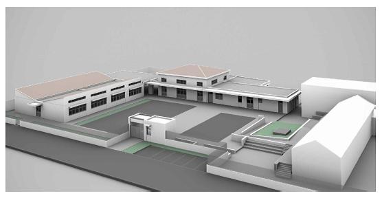 Δ. Κωστούρος: Δημοπρατείται τον Μάιο το έργο της αναβάθμισης του Δημοτικού Σχολείου Ανυφίου
