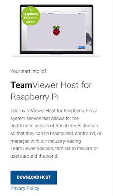 Download Teamviewer Raspberry Pi