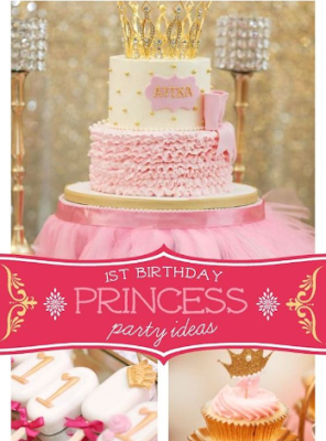1st Birthday Decor Ideas For Girl (Places Ideas - www.places-ideas.com)