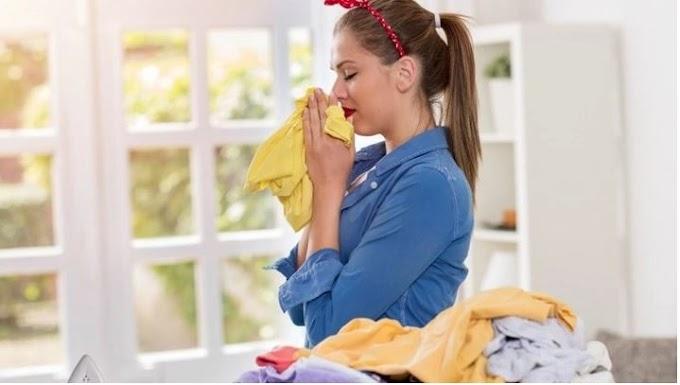 Πως θα μυρίζουν όμορφα τα ρούχα σου