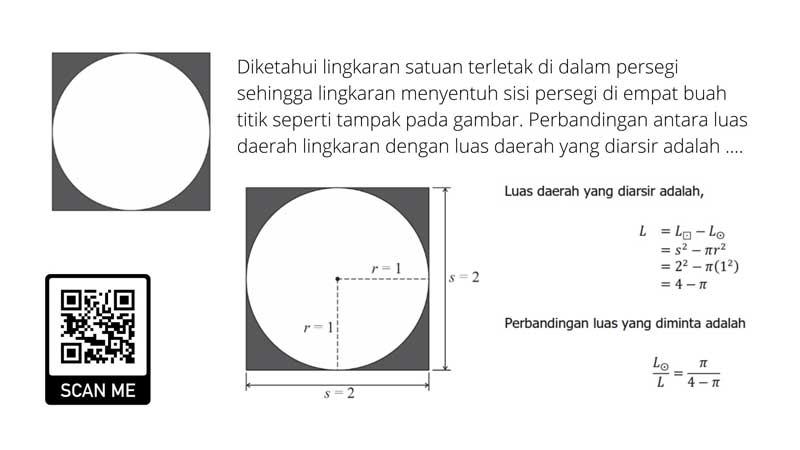 Soal Latihan KSN Matematika SD Paket 4 Tahun 2021 dan Kunci Jawabannya