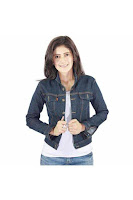 Alfacart Jaket Jeans Simply Biru Navy ANDHIMIND