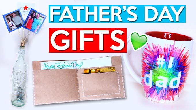 Father's Day 2021 : Best Gifts for Dad , Papa , Daddy