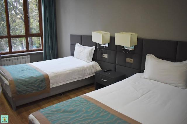 Hoteles en Kirguistán