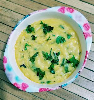 zunka, zunka bhakar, Maharashtrain recipe, Maharashtra recipe, zunka thehoggerz.com